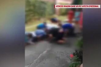 Patriarhia reacționează în cazul copiilor pedepsiți să facă mătănii pe asfalt