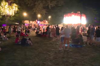 Festivalul Fall în Love i-a cucerit pe bucureșteni cu muzică bună și distracție