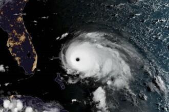 """Uraganul Dorian, o """"tragedie istorică"""": 5 morţi şi distrugeri fără precedent în Bahamas"""
