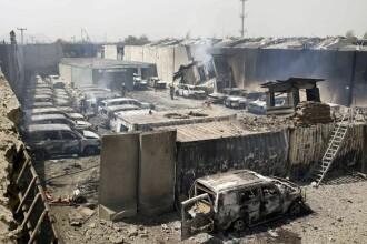 Oficial român, mort într-un atac terorist în Kabul. Un alt diplomat, grav rănit