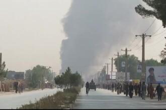 Cum s-a petrecut atacul din Kabul, soldat cu moartea românului. Mesajul talibanilor