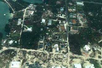 Dezastrul lăsat în urmă de uraganul Dorian, în Bahamas. 11 oameni au murit