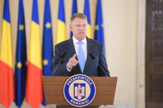 Iohannis: Resping categoric propunerile de miniștri interimari
