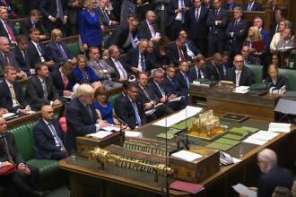 Camera Comunelor a votat legea prin care opreşte Brexit fără acord. Ce urmează