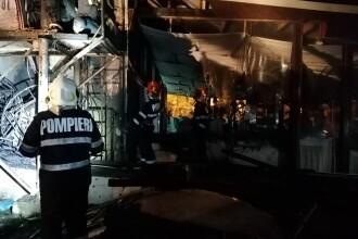 Incendiu la un hotel din Mamaia. Zeci de persoane au fost evacuate