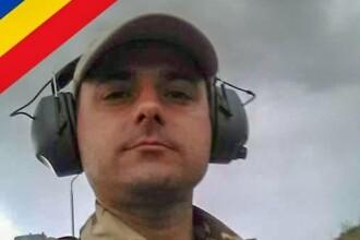 Cine este soldatul român care a murit în urma noului atentat din Kabul