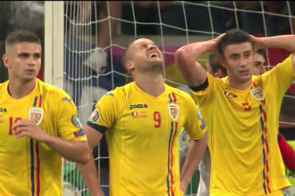 România - Spania 1-2. Tricolorii au ratat un egal și sunt pe locul 4 în grupă. VIDEO