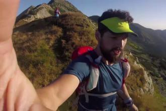 Tinerii din România care au parcurs 14 vârfuri muntoase în doar 76 de ore