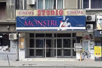 """""""Aici ați fi putut vedea Monștri. din 27 septembrie"""", o campanie despre dispariția cinematografelor din România"""