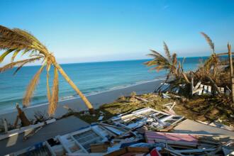 Nou bilanț al uraganului Dorian. 45 de persoane și-au pierdut viața, în Bahamas