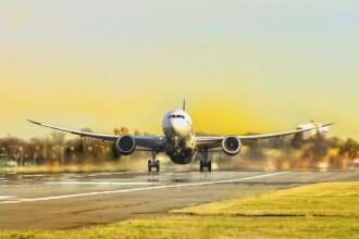 O nouă companie aeriană în România. Unde zboară și câte bagaje permite gratis