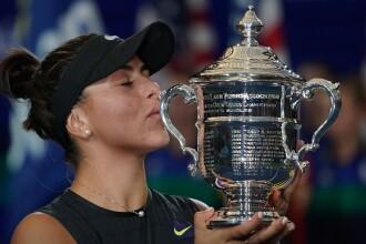 """Suma uriașă câștigată de Bianca Andreescu pentru titlul de la US Open: """"Sunt în al nouălea cer"""""""