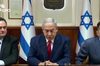 Gafă de proporţii a premierului israelian. Cu cine l-a confundat pe premierul Boris Johnson