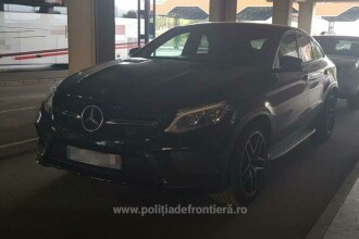 Ce a pățit un român când a încercat să intre în țară cu o mașină de peste 40.000 €