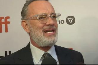 Noul film al lui Tom Hanks: Cinismul societății m-a făcut să iau această decizie