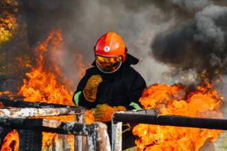 Incendiu uriaş la un spital din Germania. Un mort şi zeci de răniţi