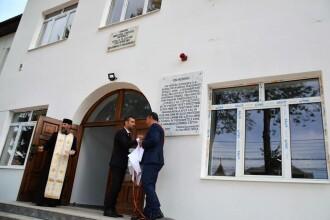 Numele lui Dăncilă, pe o școală din Maramureș, reabilitată