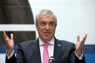 Președintele Iohannis a încuviințat cererea DNA de începere a urmăririi penale a lui Tăriceanu