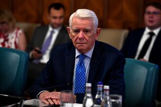 PSD a reușit să se impună la vot. Teodor Meleșcanu este noul președinte al Senatului
