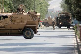 O rachetă a lovit în apropierea ambasadei SUA din Kabul, chiar pe 11 septembrie