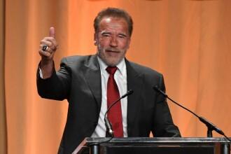 """Schwarzenegger, despre Donald Trump: ''Cred că este pur şi simplu îndrăgostit de mine"""""""