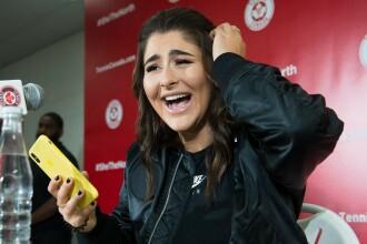 O româncă a fost desemnată sportiva anului în Canada. Câte voturi a primit