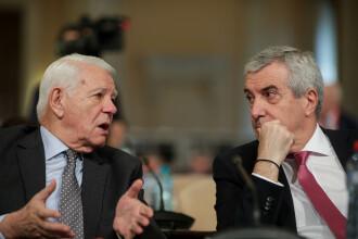 Meleşcanu îl acuză pe Tăriceanu: Tu eşti responsabil pentru că ALDE nu are candidat