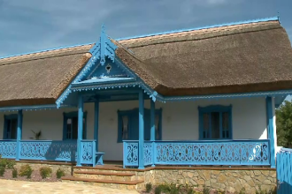 Reguli noi pentru construcțiile din Delta Dunării: acoperișuri din stuf și ziduri din chirpici