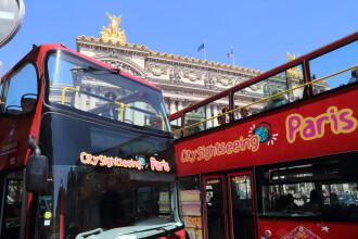 Avertizare MAE: Grevă a regiei de transport public din Paris. Călătorii, afectați