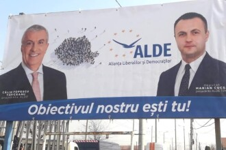 Scandal în ALDE. Liderul filialei Timiș îl atacă pe Vosganian, apropiatul lui Tăriceanu