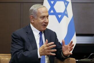 Fiul premierului Israelian: Protestele îl 'distrează' pe Benjamin Netanyahu