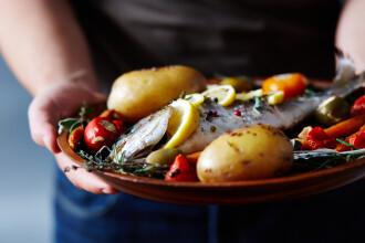 Cum asigură un pește corect gătit hidratarea continuă a tuturor celulelor umane