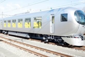 Cum arată trenul de mare viteză în care pasagerii se simt ca în sufragerie. FOTO