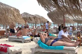 Toamnă cu temperaturi de iunie, pe litoral. Hotelurile rămase deschise sunt aproape pline