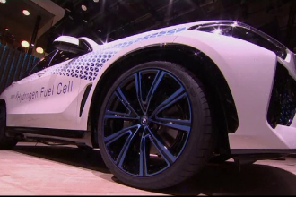 Salonul auto de la Frankfurt 2019. Cum arată mașina al cărui motor funcționează cu hidrogen