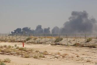 Atacul cu drone din Arabia Saudită: Producția de petrol mondială, afectată. SUA acuză Iranul, reacția Riadului