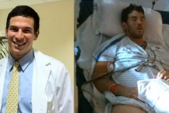 Un student la Medicină, aflat pe moarte, a găsit singur tratamentul care i-a salvat viața