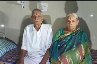 Cea mai bătrână mamă din lume, la terapie intensivă la fel ca soțul ei. Ce a pățit bărbatul