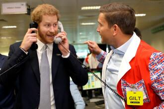 GALERIE FOTO Prințul Harry a împlinit 35 de ani. Ce mesaj i-a transmis Meghan Markle