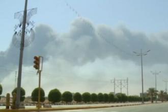 """Petrolul, mai scump după atacul asupra rafinăriilor saudite. SUA, """"gata de ripostă"""""""