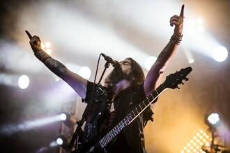 Celebra trupă de metal Machine Head va susține un concert special la București, de 3 ore
