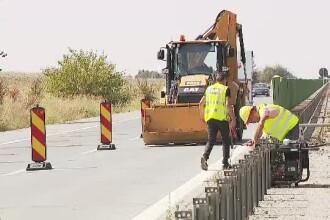 A2 intră în reparații care ar putea dura 2 ani. Șoferii vor circula cu cel mult 60 de km/h