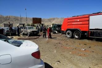 Atentate în lanț în Afganistan: o explozie a avut loc în Cartierul Verde din Kabul. Sunt 30 de morți