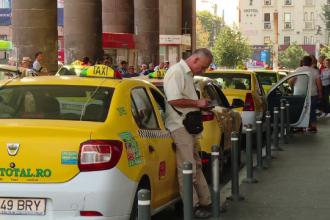 Primăria Capitalei vrea să reducă poluarea. Eco-vouchere de 15.000 lei pentru taximetriști