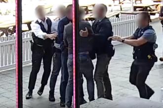 Doi traficanți de droguri au ales să fie arestați. Ce le-a apărut în față. VIDEO