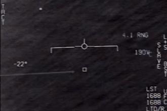 Imagini cu OZN-uri care nu trebuiau să fie publice. Ce a descoperit Marina americană