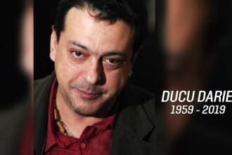 Ducu Darie, fiul lui Iurie Darie, a murit la 60 de ani. Creațiile sale legendare