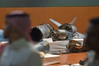 Primele imagini cu dronele folosite în atacul asupra rafinăriilor din Arabia Saudită