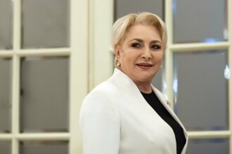 """Dăncilă, întrebată dacă rectificarea bugetară """"cumpără voturi"""": Nu poate fi interpretată"""