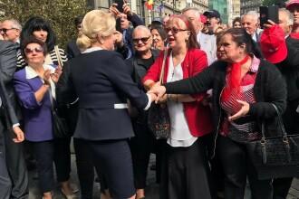 Dăncilă și-a depus candidatura la alegerile prezidențiale. Câte semnături a strâns